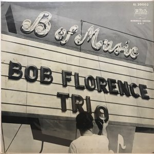 Bob Florence Trio / Meet The Bob Florence Trio (LP)