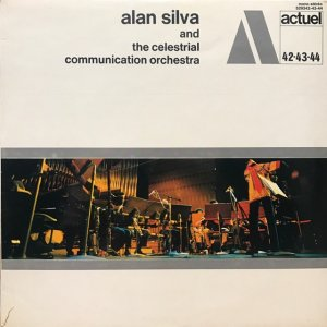Alan Silva and The Celestrial Communication Orchestra / Seasons (3LP)