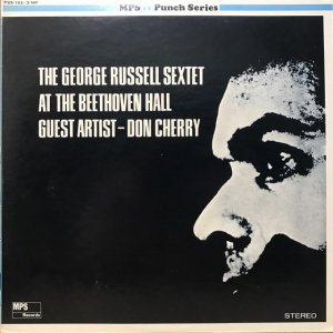 George Russell Sextet, Don Cherry / At Beethoven Hall  (2LP)