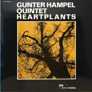 Gunter Hampel Quintet / Heartplants (LP)