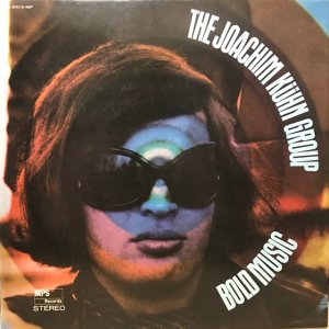 The Joachim Kühn Group / Bold Music (LP)