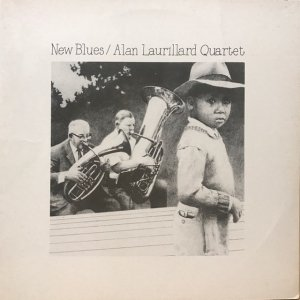 Alan Laurillard Quartet / New Blues (LP)
