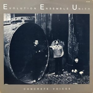 Evolution Ensemble Unity / Concrete Voices (LP)