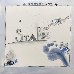 Steve Lacy / Stamps (2LP)