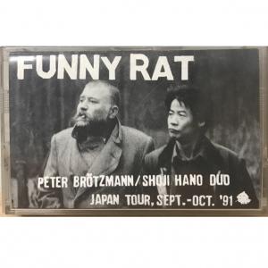 Peter Brötzmann, Shoji Hano / Funny Rat (Cassette)
