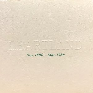 V.A. / Heartland : Nov.1986-Mar.1989 (CD)