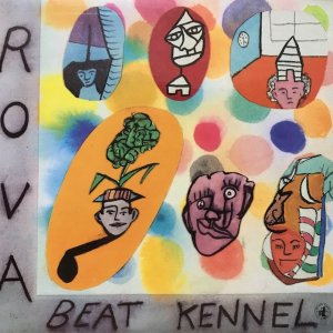 Rova Saxophone Quartet / Beat Kennel (LP)