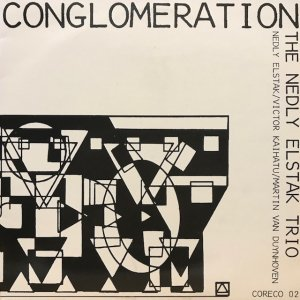 The Nedly Elstak Trio / Conglomeration (LP)