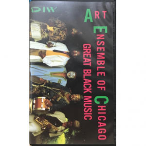 Art Ensemble Of Chicago / Great Black Music (VHS)
