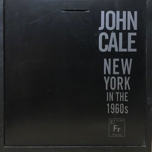 John Cale / New York In The 1960s (5LP BOX)