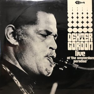 Dexter Gordon / Live At The Amsterdam Paradiso (2LP)