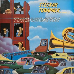 Steckar Tubapack / Turbanisation (LP)
