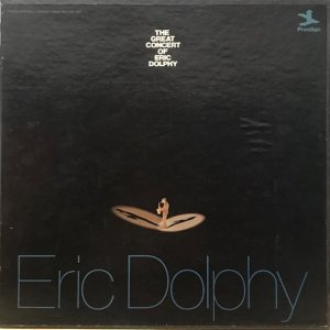 Eric Dolphy / The Great Concert of Eric Dolphy (3LP BOX)