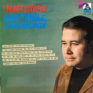 Bob Thiele Emergency / Head Start (2LP)