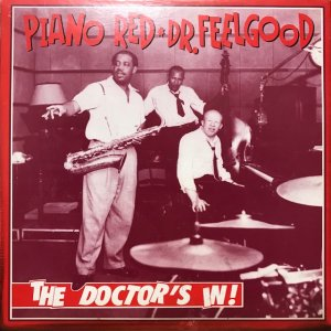 Piano Red / The Doctor's In! (4CD BOX)