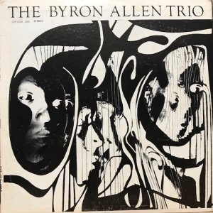 The Byron Allen Trio (LP)