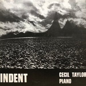 Cecil Taylor / Indent (LP)