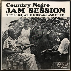 V.A. / Country Negro Jam Session (LP)