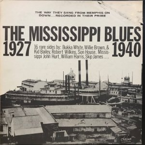 V.A. / The Mississippi Blues 1927-1940 (LP)