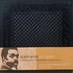 Albert Ayler / Holy Ghost (10CD BOX)