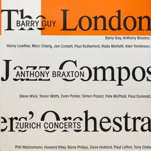 The London Jazz Composers' Orchestra / Zurich Concerts (2LP)