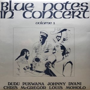 Blue Notes / In Concert (LP)