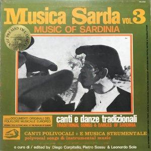 V.A. / Musica Sarda Vol.3 (LP)