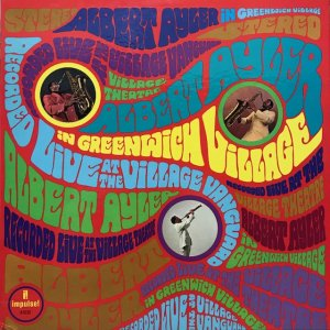 Albert Ayler / In Greenwich Village (LP)