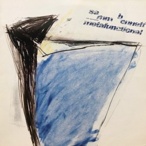 Samm Bennett / Metafunctional (LP)