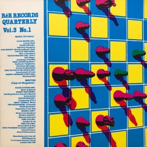 V.A. / RēR Records Quarterly Vol. 3 No. 1 (LP)