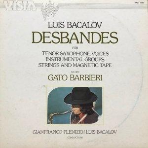 Luis Bacalov / Desbandes (LP)