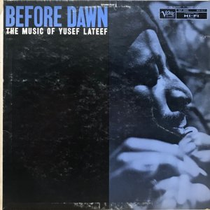 Yusef Lateef / Before Dawn (LP)