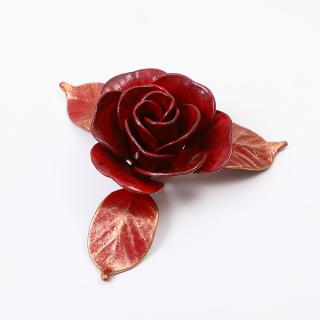 オブジェ「薔薇」
