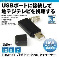 ゆうパケット2 地デジチューナー フルセグ USB ドングル チューナー パソコン ノートPC デスクトップ DTV02-1T-U