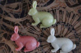 Acorn & Will 【ウサギ】ブローチ