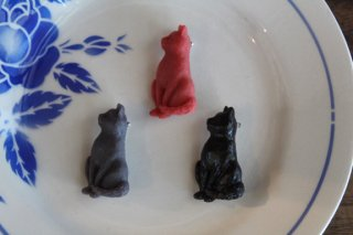 Acorn & Will 【ネコ】ブローチ