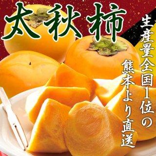 ★完全甘柿★太秋柿2kg 5〜6玉