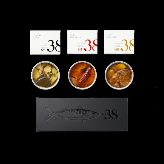 《9月26日出荷》 No.38 【珠玉の3缶セット】