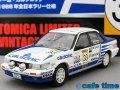 トミカリミテッドヴィンテージNEO LV-N185b日産ブルーバードSSS-R チームカルソニック 1988年全日本ラリー仕様 新品