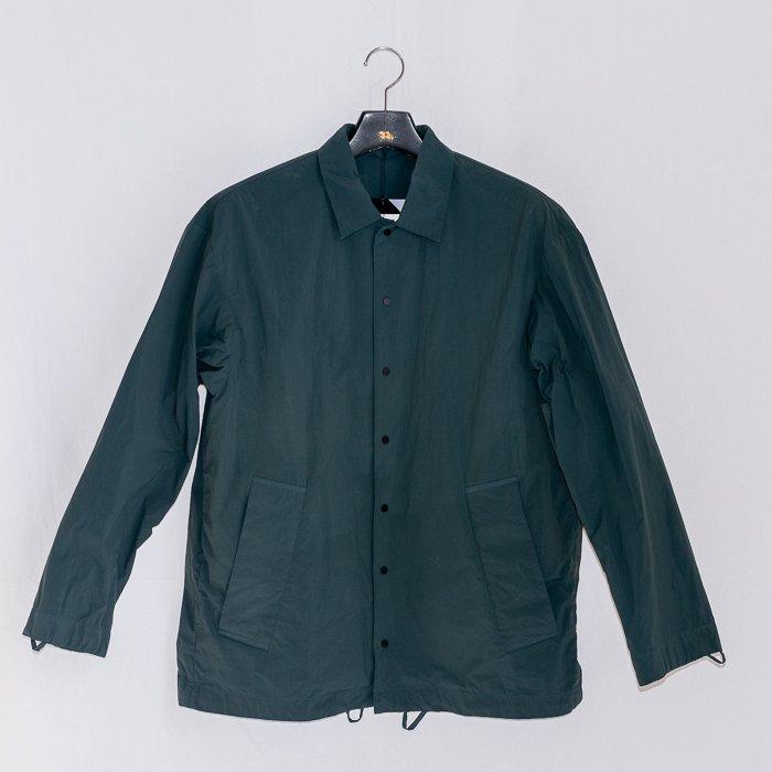 ATON【Coach Jacket】(Green)