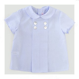 Amaia Kids SS18 - Soko shirt(pale blue)