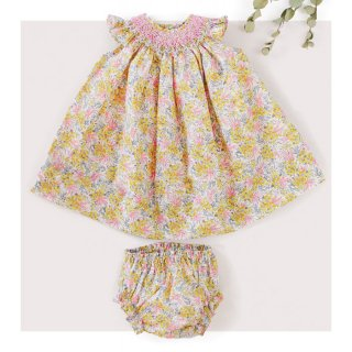 Amaia Kids - Camilla baby dress set(liberty)