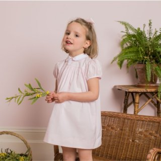Amaia Kids - Rose dress(pink / blue)