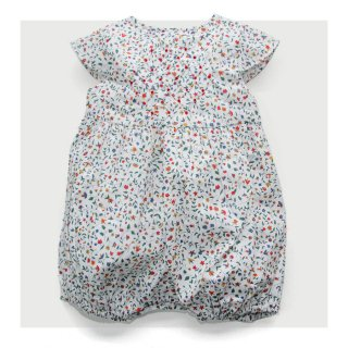 Pretty Wild - Sofia Playsuit(liberty - Summer Vines)