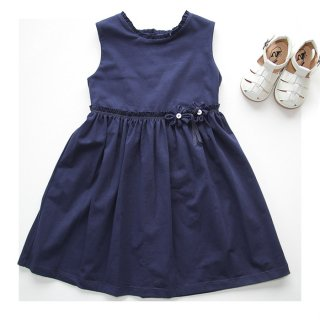 Malvi & Co. - Jersey dress(navy)