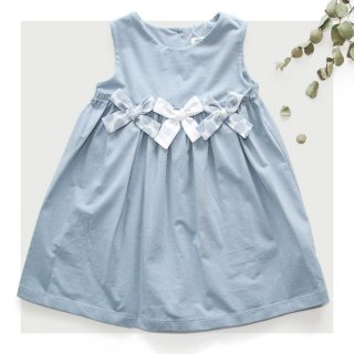 Malvi & Co. - Jersey dress(powder blue)