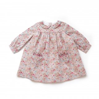 <img class='new_mark_img1' src='https://img.shop-pro.jp/img/new/icons14.gif' style='border:none;display:inline;margin:0px;padding:0px;width:auto;' />Pretty Wild - Olivia dress(liberty - Poppy and Daisy)