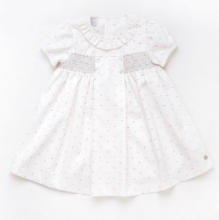<img class='new_mark_img1' src='https://img.shop-pro.jp/img/new/icons14.gif' style='border:none;display:inline;margin:0px;padding:0px;width:auto;' />PAZ Rodriguez - Dots cotton dress