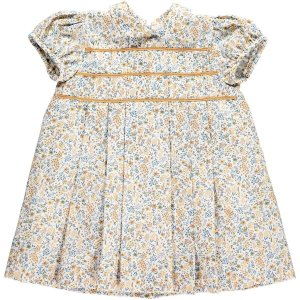 <img class='new_mark_img1' src='https://img.shop-pro.jp/img/new/icons14.gif' style='border:none;display:inline;margin:0px;padding:0px;width:auto;' />Amaia Kids - Celia dress (Mustard)