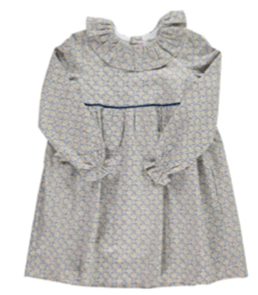 <img class='new_mark_img1' src='https://img.shop-pro.jp/img/new/icons14.gif' style='border:none;display:inline;margin:0px;padding:0px;width:auto;' />Amaia Kids - Ederl dress (Navy)